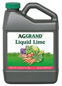Liquid Lime product by AGGRAND