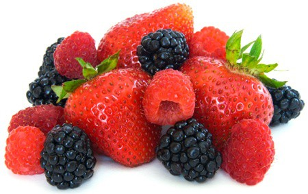 AGGRAND Natural Fertilizer: Great for berries!