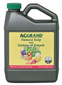 Kelp Fertilizer by AGGRAND