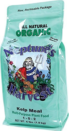 a bag of Neptune's Harvest