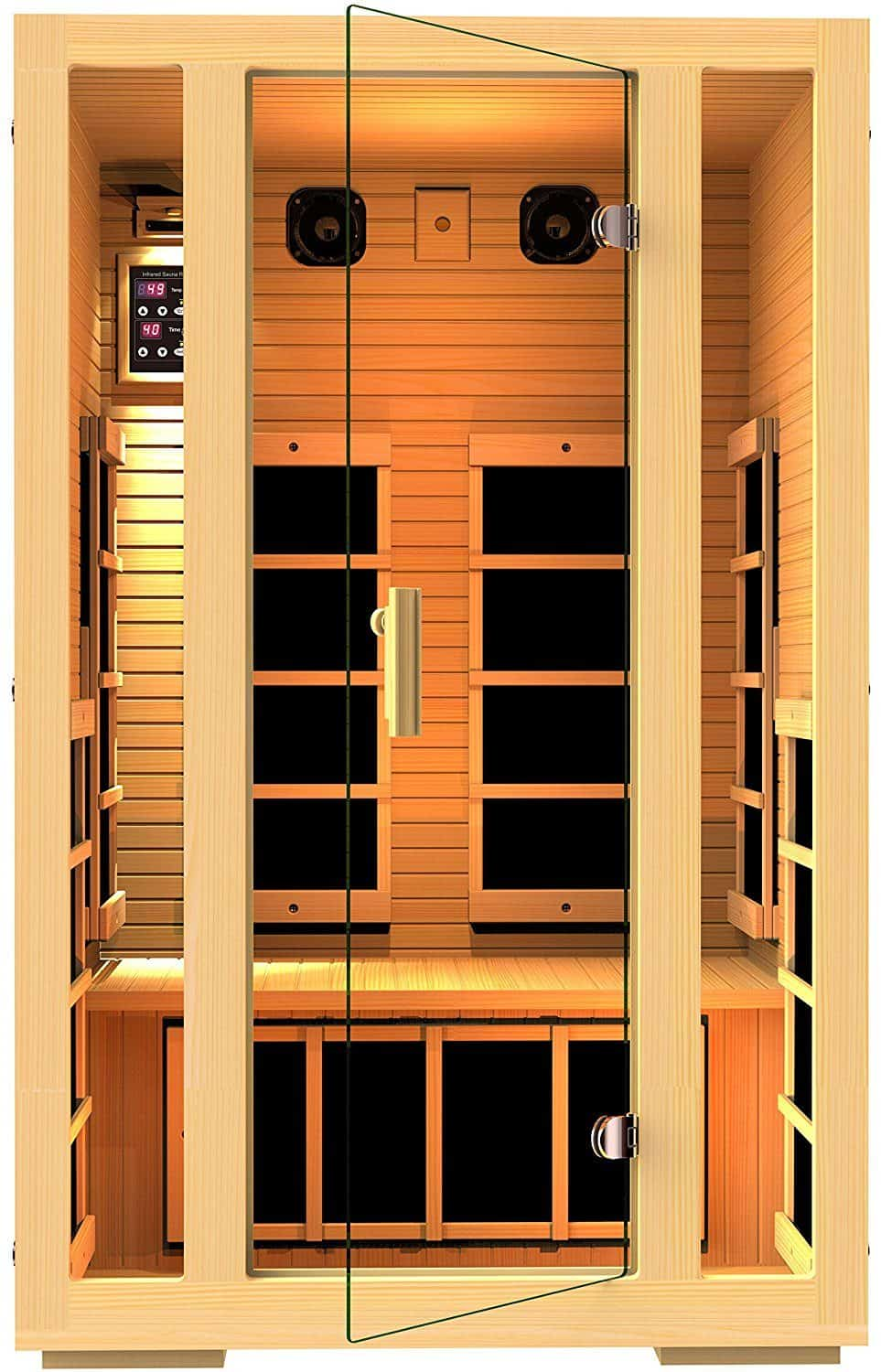 JNH Joyous 2 Person Sauna Buyers Reviews