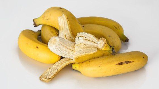 banana peels as fertilizer - potassium for plants