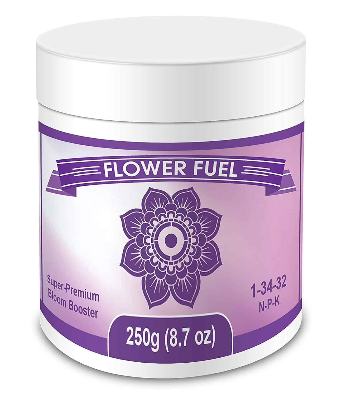 grow with Flower Fuel! Buy on Amazon.