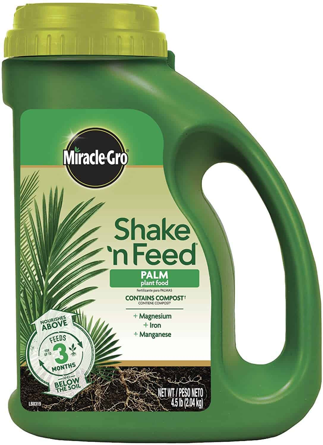 Miracle Gro Palm Tree Fertilizer Product Link