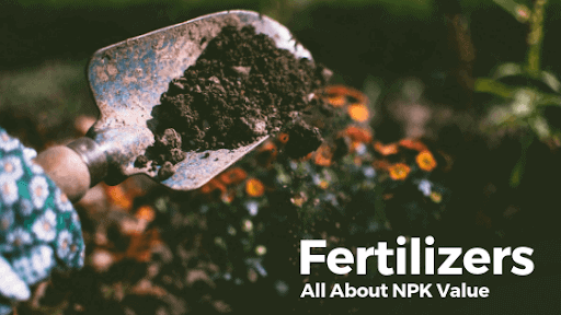 What are the uses for fertilizers with a 10/20/20 NPK value?