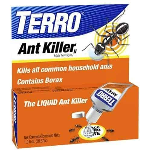 Terro Ant Killer is available online at Arbico Organics.