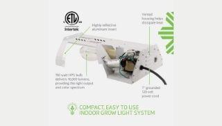 HSP 150 Watt Complete Lamp System - Grow Lights